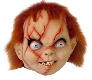 Maskeler - Chucky Maskesi Çaki Maskesi