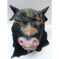 Boğa Maskesi Latex