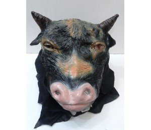Maskeler - Boğa Maskesi Latex
