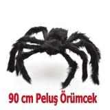 Büyük Boy Peluş Örümcek