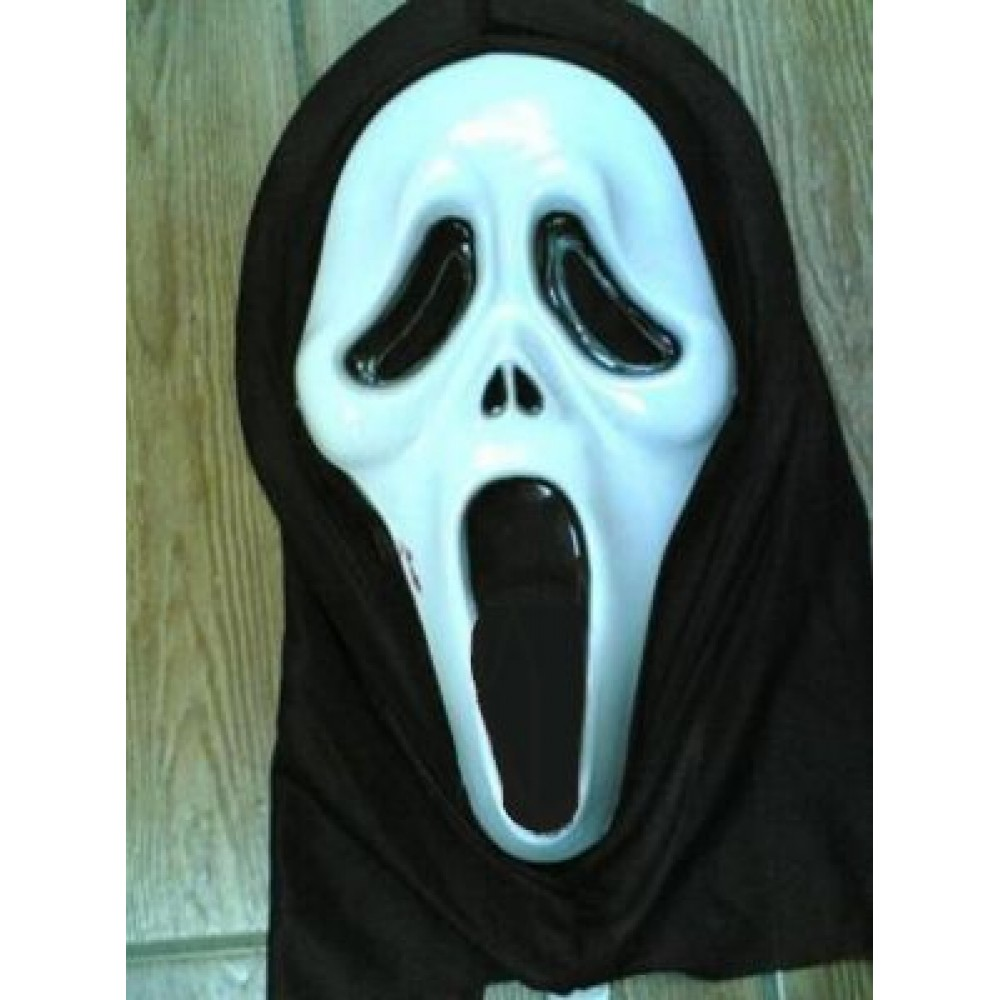 Çığlık maskesi scream mask