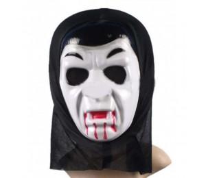 Maskeler - Ağzı Kanlı İskelet Maskesi