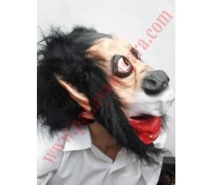 Maskeler - Latex korkunç Maske 1.Kalite