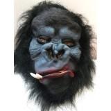 Sivri Dişli Korkunç Goril Maskesi