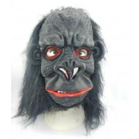 Latex Goril Maske