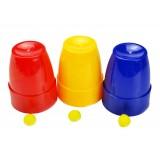 Üç Top Üç Kupa (Küçük)..