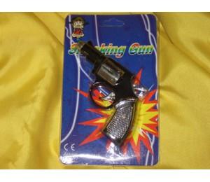 Elektrik Çarpan Şakalar - Elektrik Çarpan ışıklı Tabanca