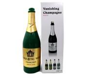 Kaybolan şampanya şişes..