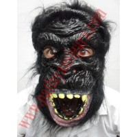 King Kong Et dokulu Latex Maske