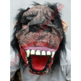 Latex Goril Maske 1.Kalite