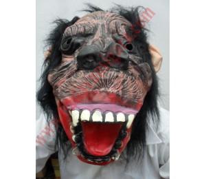 Maskeler - Latex Goril Maske 1.Kalite