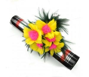 İlizyon ve Sihirbaz Malzemeleri - Kristal Tablodan çıkan tüy çiçek