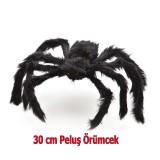 Küçük Boy Peluş Örümcek..
