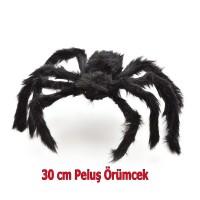 Küçük Boy Peluş Örümcek