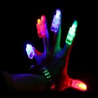 Led Lazer ışıklı Yüzükler