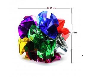 Meydana Gelen 25 cm Top çiçek