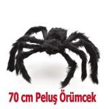 Orta Boy Peluş Örümcek..