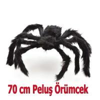 Orta Boy Peluş Örümcek