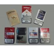 Patlayan Sigara..