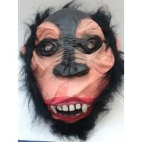 Saçlı Maymun Maskesi Latex