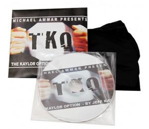TKO Jeff Kaylor hile + DVD