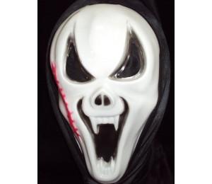 Yüzü Yaralı Korku Maskesi