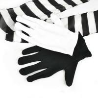 Eldivenleri İpek Zebra Atkıya Dönüştürme